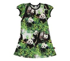 Molo Camellia Panda Dress | Scandinavian Minimall