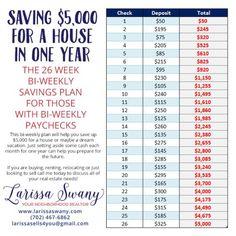 bi-weekly-savings-plan