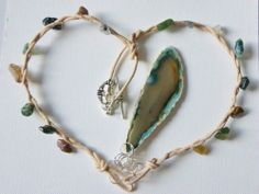 Hippychick Necklace via Hippychick Creations. Click on the image to see more!