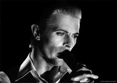 Catto Gallery - Stefan Almers Bowie photographs