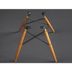 Untergestell für Eames Plastic Arm Chair DAW