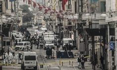 Istanbul Hit by Another Suicide Bomber