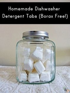 There's lots of good reasons to make your own laundry detergent. It's less expensive, it has less irritants for the skin, it's better for the environment, it has more natural ingredients, you name it. When I started looking at homemade laundry detergent recipes, I noticed that they pretty much all use Fels Naptha laundry soap....Read More »