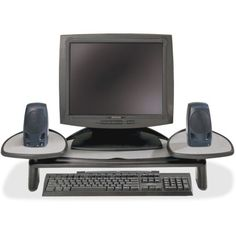 Games 146109: Kensington Smartfit Monitor Stand - Kmw60046 -> BUY IT NOW ONLY: $46.61 on eBay!