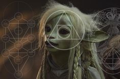 The Mysticism, Spirituality & Occultism of The Dark Crystal - For Puck's Sake Dark Crystal Movie, The Dark Crystal, Fantasy Films, Fantasy Fiction, Dream Dark, Auryn, Traditional Witchcraft, Hedge Witch, Herbal Magic