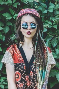 Hi everyone, My name is Monica. I am a boho-hippie-dreadhead, Indigo dreamer, artisan, gypsetter...