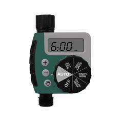 6 Zone Digital AC Sprinkler Timer | Products | Pinterest | Sprinkler Timer,  Sprinkler And Products