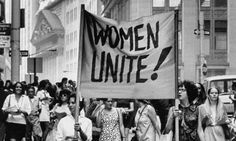 Women's Liberation Movement marches on Fifth Avenue, New York, in 1970. Photograph: John Olson/Time & Life Pictures/Getty Image