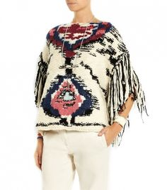 The 6 Items Every Woman Needs in Her Closet This Fall via @WhoWhatWear. A poncho? Really? Not this woman.