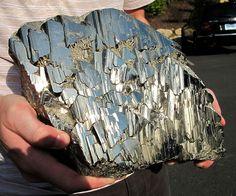 Single crystal Pyrite, Peru