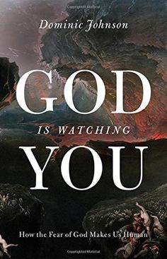 God Is Watching You: How the Fear of God Makes Us Human by Dominic Johnson. Presents a new theory of supernatural punishment that offers fresh insight into the origins and evolution of not only religion, but also human cooperation and society. http://www.amazon.com/dp/0199895635/ref=cm_sw_r_pi_dp_Gg9Pwb0AA08SE