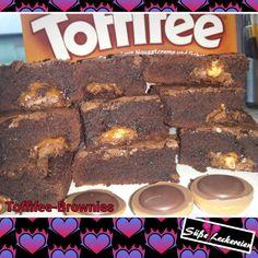 Toffifee-Brownies