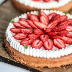 Hinalys Tarte fraiseS