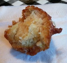 BRANDY SNAPS: a candy shell filled with whipped cream. Very easy but impressive to serve. I got this recipe at http://porkrecipe.org/posts/BRANDY-SNAPS-a-candy-shell-filled-with-whipped-48666