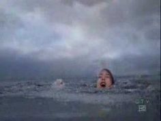 From the TV-show Grey's Anatomy  Episode: Drown On Dry Land    Meredith is drowning, she could fight back and swim but then she chooses not to. She lets herself drown.    these scenes are copyrighted to creators of Grey's Anatomy