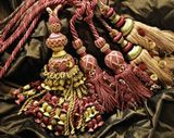 The House Directory - Wendy Cushing Passementerie (tassels)