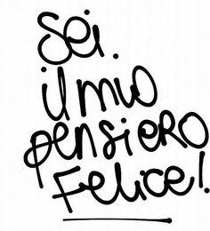 Semplicemente, felice. Cosa farei senza te? Viveri FELICEMENTE la vita Ps I Love You, Sad Love, Italian Quotes, Motivational Phrases, Bff Quotes, Insta Story, Make Me Happy, Picsart, Sentences