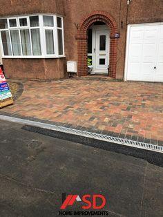 New Driveway Installation in Bristol - SD Home Improvements