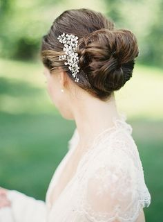 Handmade hairstyle - fine picture