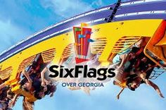 FREE Admission to Six Flags over Georgia:  This weekend enjoy Free Admission to Six Flags. Yes you heard us right. Enjoy Fright Fest and give back to a great cause at the same time. No purchase necessary so go have fun.  For more information including valid times and dates visit our website or use this link below: http://www.livelifehalfprice.com/freebies/1978/  Share and Enjoy