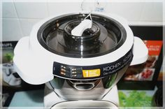 Enia easy Kitchen ~ Easy Cooking with Enia Krups Prep Cook, Prep & Cook, Rice Cooker, Easy Cooking, Prepping, Kitchen Appliances, Food, Dreams, Natural