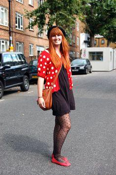 Fashion friday in London