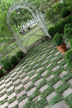 1000 images about gardening ground covers on pinterest for Checkerboard garden designs