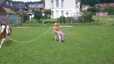 Can you challenge: Vom Stuhl aus Circling & Sideways Game