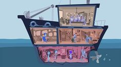 """Overboard: At the Helm of An Animation Crew"" by Ariel Chao and Paul Zeke"