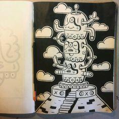 #art #ink #illustration #dank #design #drawing #cartoon