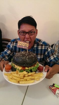 Big biger burger.....