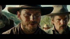 The Magnificent Seven Official Trailer 1 (2016) - Chris Pratt Movie on c...
