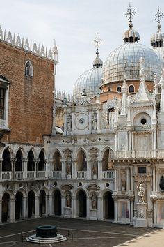 Saint Mark's Basilica, #Venice