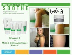 No more chicken skin! Treat Keratosis Pilaris with Soothe Step 2 and microdermabrasion paste. Http://katiemannella.myrandf.com