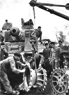 PanzerKampfwagen VI Tiger 1 Ausf E