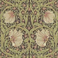 William Morris Pimpernel Tapet
