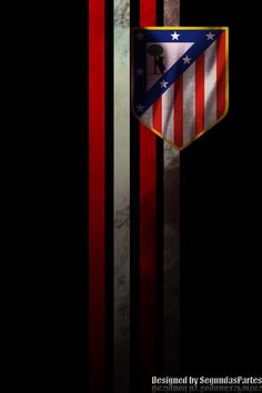 Fondo Atlético de Madrid para Iphone 4 y 5 por segundaspartes - Atlético de Madrid Wallpapers - Fotos del Atlético de Madrid