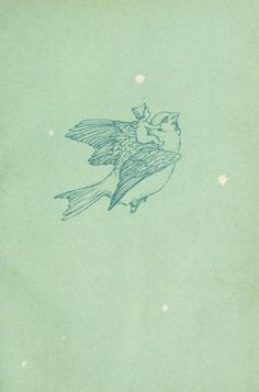 The Olive Fairy BookI by Henry Justice Ford  Inside Cover