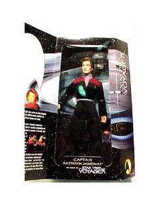 12 Captain Kathryn Janeway As Seen in Star Trek: Voyager