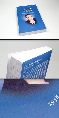 Livre Dos Carré Collé au format 125x203mm / Couverture quadri sur papier Constellation SnowE/E 280gr / Intérieur noir et blanc sur papier Offset Blanc 80gr #quadrichromie