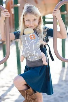 Tula: Mini Toy and Doll Carriers - More Colors