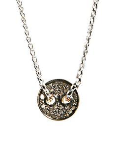 Sam Ubhi Diamond Encrusted Necklace