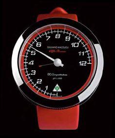 Giuliano Mazzuoli - Contagiri Alfa Romeo Edizione Limitata
