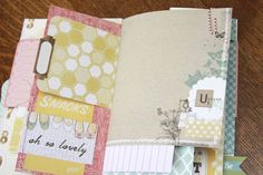 This Junk Journal is just fabulous!