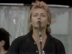 The Cars - Just What I Needed (Live Aid, 1985)