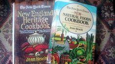 Pair of New York Times Hardcover Cookbooks by by ArtandBookShop, $12.00