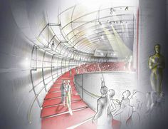 [A3N] : Academy of motion picture arts and sciences / Renzo Piano + Zoltan Pali