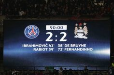 Le PSG bute sur Manchester City Check more at http://people.webissimo.biz/le-psg-bute-sur-manchester-city/