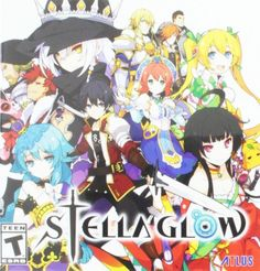 Stella Glow Nintendo 3DS Game Brand New and Sealed Product Overview Stella Glow is strategy RPG for the Nintendo 3DS system developed by Image epoch (... #brand #sealed #game #nintendo #glow #stella