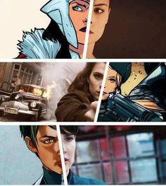 MCU vs. Comic books